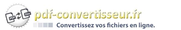 Convertis tous tes fichiers et documents - PDF-Convertisseur.fr